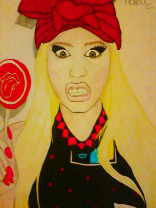 Nicki Minaj by maeli